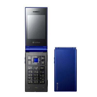 イオシス|SoftBank 740SC ブルー