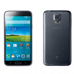 au GALAXY S5 SCL23 charcoal BL...