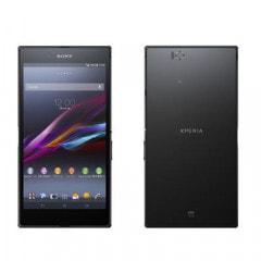 ab591f42c4 32GB. microSIM. au Xperia Z Ultra SOL24 ブラック