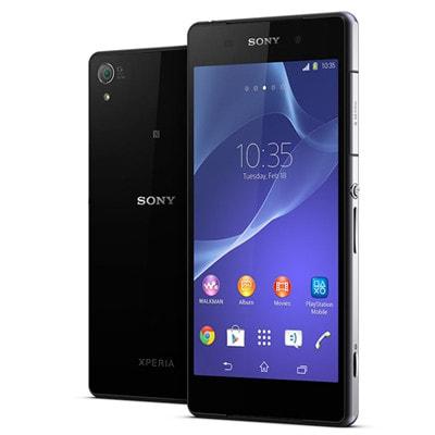 イオシス Sony Xperia Z2 (D6503) 16GB Black【海外版 SIMフリー】