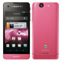 docomo with series Xperia SX SO-05D Pink