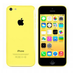SoftBank iPhone5c 16GB (ME542J/A) Yellow