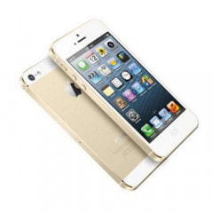 au iPhone5s 32GB  ME337J/A ゴールド画像