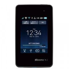 LG電子 Wi-Fi STATION L-01G Black