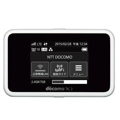 イオシス Wi-Fi STATION HW-02G White
