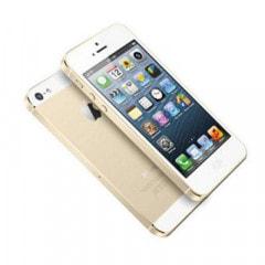 au iPhone5s 16GB ME334J/A ゴールド画像