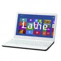 LaVie S LS150/JS6W PC-LS150JS6W [クロスホワイト]