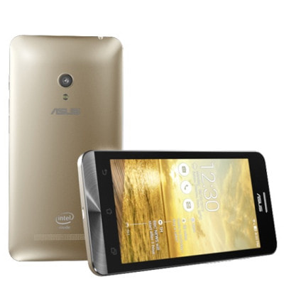 イオシス|ASUS ZenFone5 LTE (A500KL) 8GB Gold 【国内版SIMフリー】