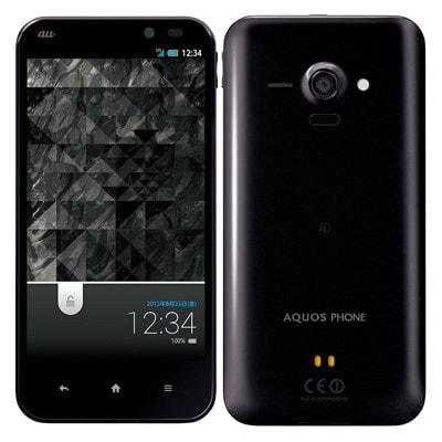 イオシス|au AQUOS PHONE SERIE SHL22 ブラック