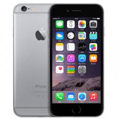 SoftBank iPhone6 16GB A1586 (MG472J/A) スペースグレイ