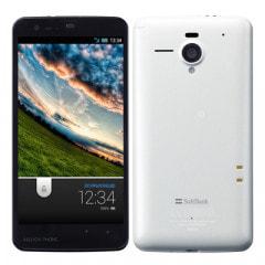 SoftBank AQUOS PHONE Xx 206SH ラスターホワイト