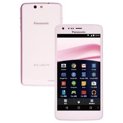 イオシス|Panasonic Eluga U2 Pink【海外版SIMフリー】
