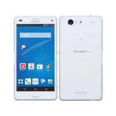 イオシス|docomo Xperia Z3 Compact SO-02G White