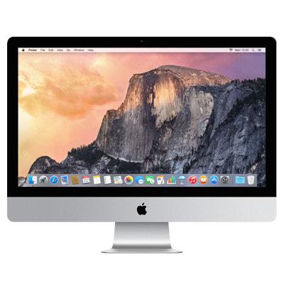 イオシス|iMac Retina 5Kディスプレイモデル MF886J/A Late 2014【Core i5(3.5GHz)/27inch/24GB/1TB Fusion Drive】