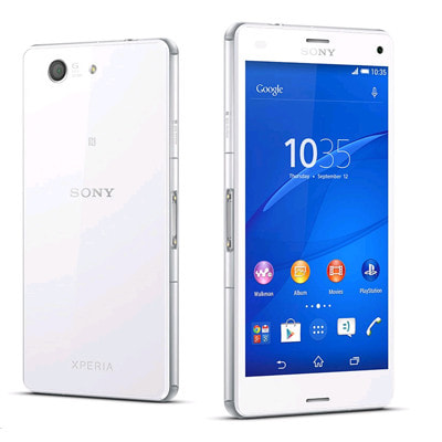 イオシス Sony Xperia Z3 Compact LTE (D5833) 16GB White【海外版 SIMフリー】