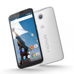 Google Nexus 6 XT1100 LTE [Cloud White 32GB 海外版 SIMフリー]