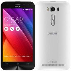 ASUS ZenFone2 Laser ZE500KL-WH16 ホワイト 【RAM2GB/国内版SIMフリー】