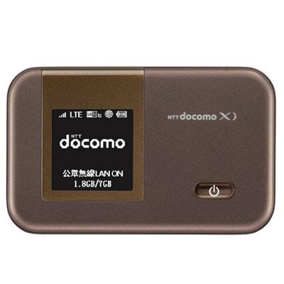 イオシス データ通信端末 HW-02E xi チョコレート