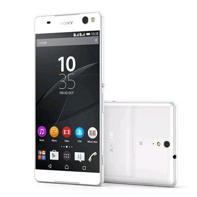 イオシス Sony Xperia C5 Ultra Dual E5563 LTE [White 16GB 海外版 SIMフリー]