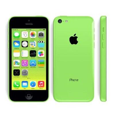 イオシス docomo iPhone5c 32GB [MF152J/A] Green