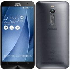 ASUS ZenFone2 (ZE551ML) Silver 【RAM4GB/ROM32GB/楽天版SIMフリー】