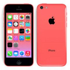 【ピンク液晶】SoftBank iPhone5c 32GB [MF153J/A] Pink