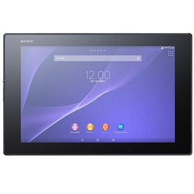 イオシス|au Sony Xperia Z2 Tablet SOT21 Black
