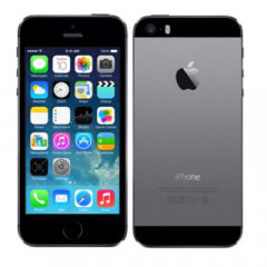 SoftBank iPhone5s 32GB ME335J/A スペースグレイ画像