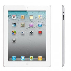 【第2世代】SoftBank iPad2 Wi-Fi+Cellular 16GB ホワイト MC982J/A A1396