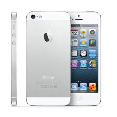 イオシス|au iPhone5 LTE 32GB-CDMA ME042J/A ホワイト