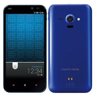 イオシス|au AQUOS PHONE SERIE SHL22 ブルー