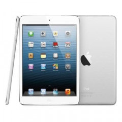 【第1世代】au iPad mini Wi-Fi+Cellular 64GB ホワイト MD545J/A A1455