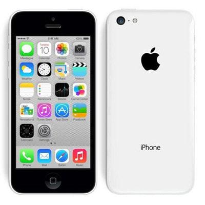 イオシス|au iPhone5c 32GB (MF149J/A) White