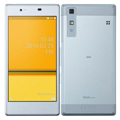 イオシス au Qua phone KYV37 ICE BLUE