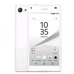 Sony Xperia Z5 Compact E5823 LTE [White 32GB 海外版 SIMフリー]