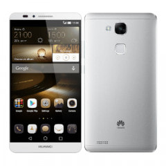 Huawei Ascend Mate7 (MT7-J1) Moonlight Silver【国内版 SIMフリー】